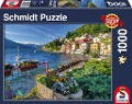 Blick auf den Comer See, 1.000 Teile Puzzle -