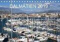Dalmatien 2019 (Tischkalender 2019 DIN A5 quer) - Rainer Witkowski