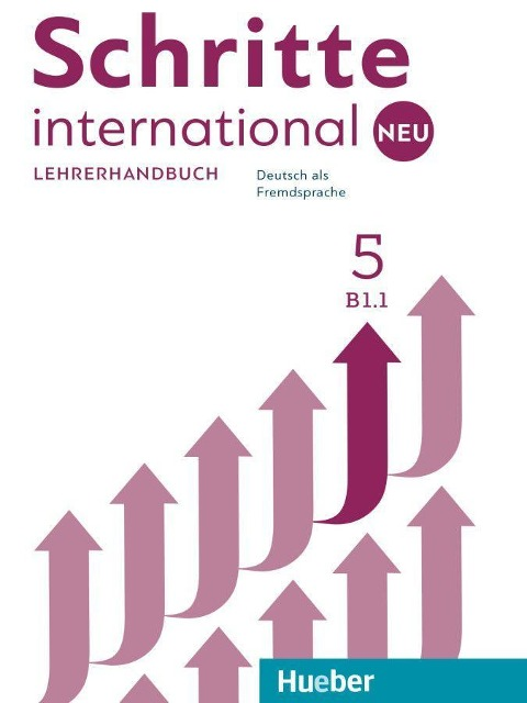 Schritte international Neu 5. Lehrerhandbuch - Susanne Kalender, Petra Klimaszyk