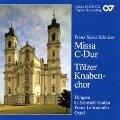 Missa C-Dur - Tölzer Knabenchor