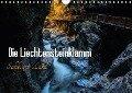 Die Liechtensteinklamm - Salzburger Land (Wandkalender 2018 DIN A4 quer) Dieser erfolgreiche Kalender wurde dieses Jahr mit gleichen Bildern und aktualisiertem Kalendarium wiederveröffentlicht. - Michaela Gold