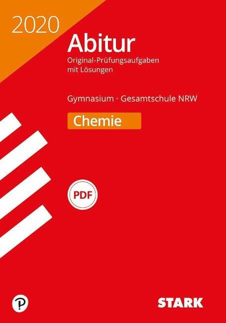 STARK Abiturprüfung NRW 2020 - Chemie GK/LK -