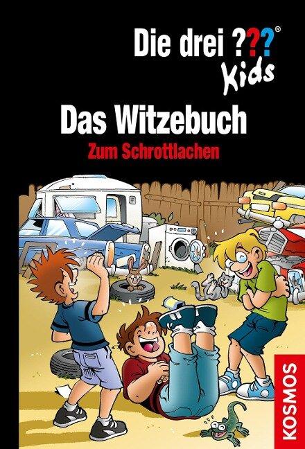 Die drei ??? Kids Das Witzebuch - Markus Brinkmann