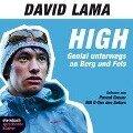 High - Genial unterwegs an Berg und Fels - David Lama