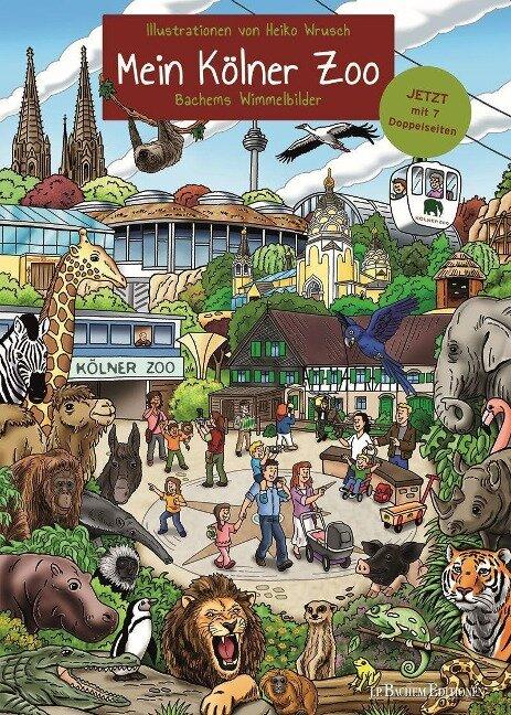 Mein Kölner Zoo -