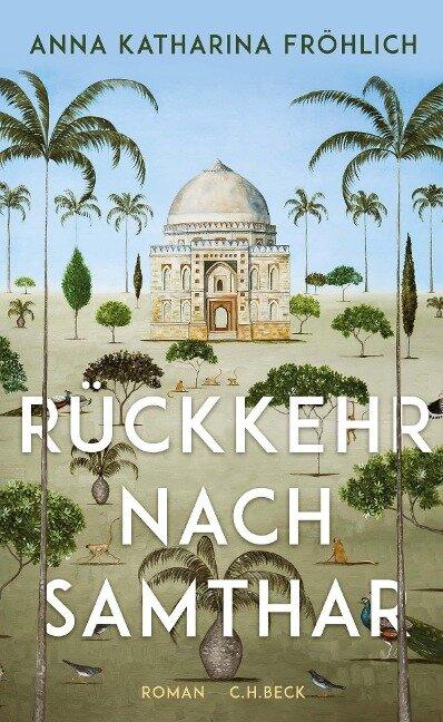 Rückkehr nach Samthar - Anna Katharina Fröhlich
