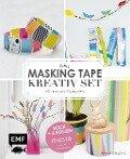 Das Masking-Tape-Kreativ-Set - Anika Schilling