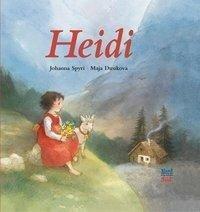 Heidi Spanisch - Johanna Spyri
