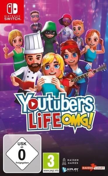 Youtubers Life (Nintendo Switch) -