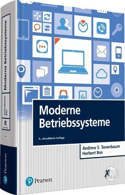 Moderne Betriebssysteme - Andrew S. Tanenbaum, Herbert Bos