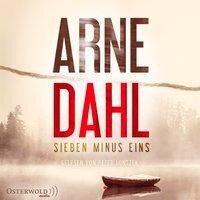 Sieben minus eins (Berger & Blom 1) - Arne Dahl