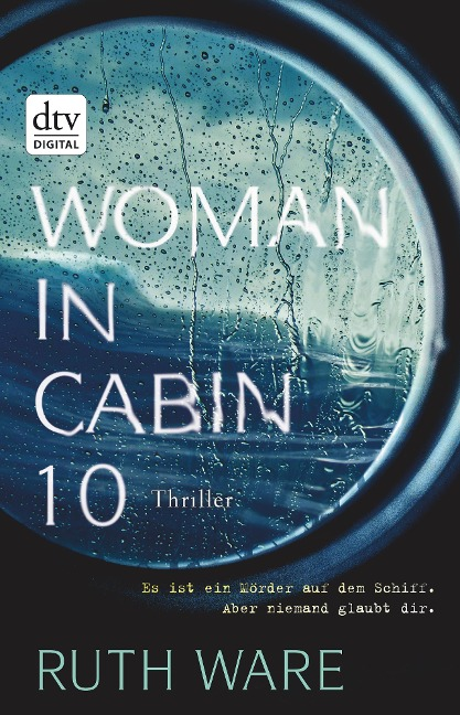 Woman in Cabin 10 - Ruth Ware