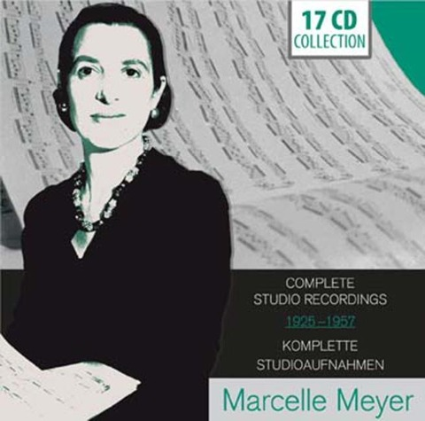 Complete Studio Recordings - Marcelle Meyer