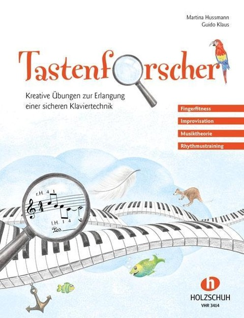 Tastenforscher - Martina Hussmann, Guido Klaus