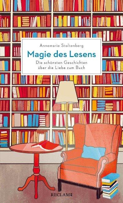 Magie des Lesens - Annemarie Stoltenberg