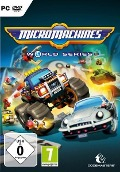 Micro Machines World Series. Für Windows 7/8/10 -