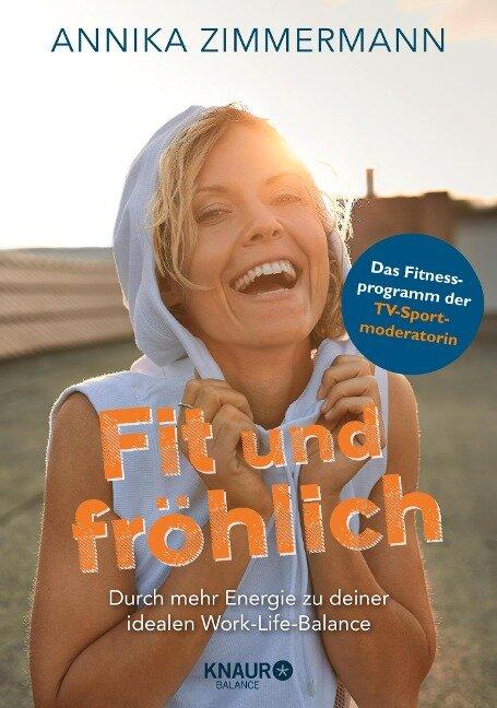 Fit und fröhlich - Annika Zimmermann