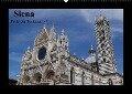 Siena, Perle der Toskana (Wandkalender 2017 DIN A2 quer) - Gaby Rottmann