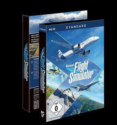 Microsoft Flight Simulator Standard Edition -