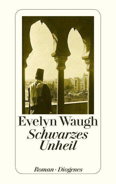 Schwarzes Unheil - Evelyn Waugh