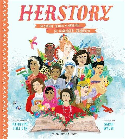 HerStory - Katherine Halligan