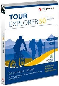 TOUR Explorer 50 Deutschland, Version 8.0 -