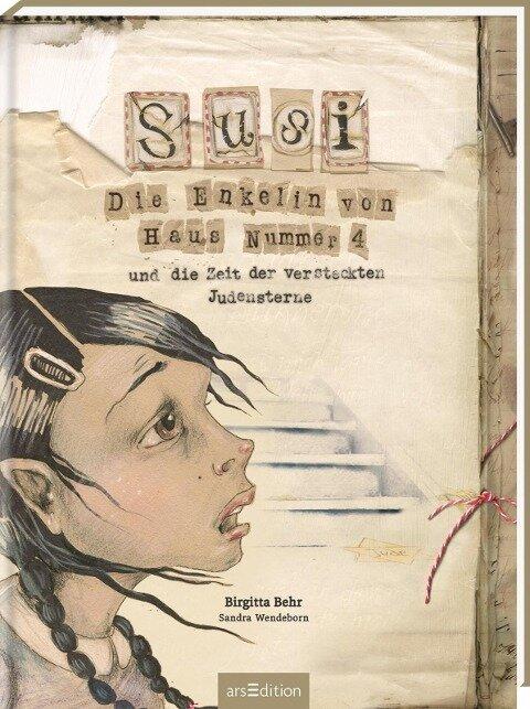 Susi, die Enkelin von Haus Nummer 4 - Birgitta Behr