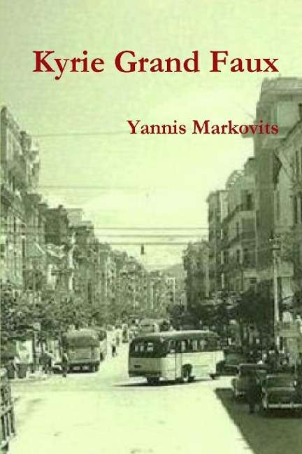 Kyrie Grand Faux - Yannis Markovits