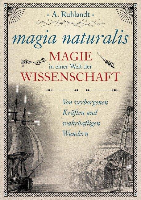 magia naturalis - A. Ruhlandt