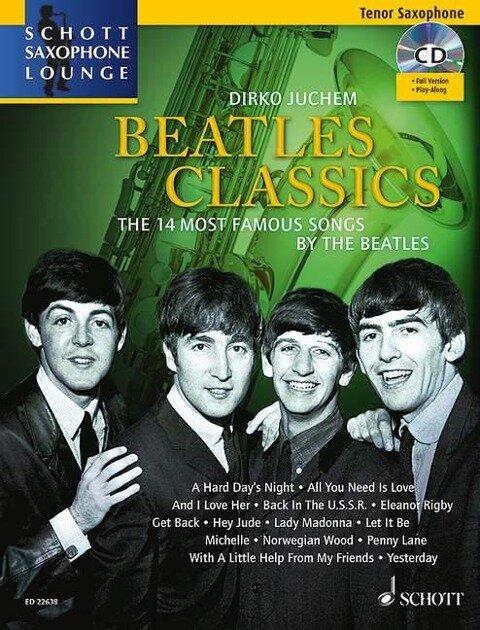 Beatles Classics. Ausgabe mit CD -