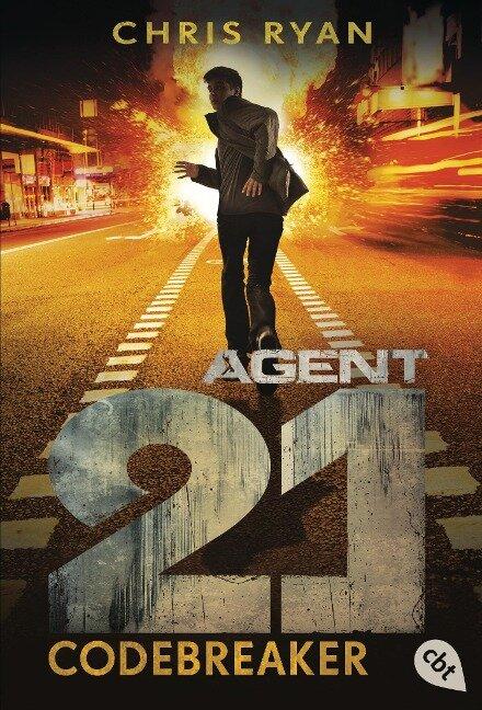 Agent 21 Band 03 - Codebreaker - Chris Ryan