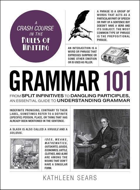Grammar 101 - Kathleen Sears