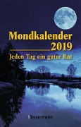 Mondkalender 2019 Taschenkalender - Dorothea Hengstberger