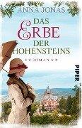 Das Erbe der Hohensteins - Anna Jonas