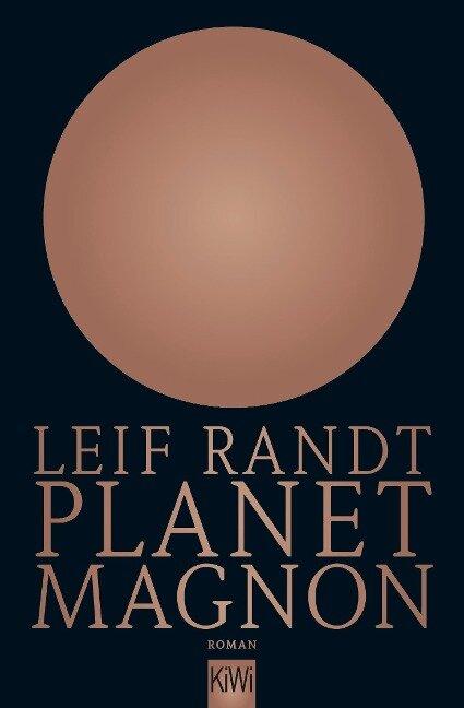 Planet Magnon - Leif Randt