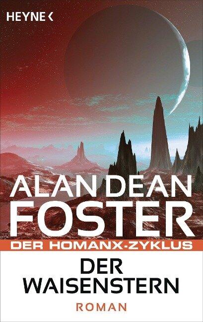 Der Waisenstern - Alan Dean Foster