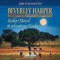 Heller Mond in schwarzer Nacht - Beverly Harper