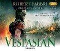 Vespasian: Der falsche Gott (1 MP3-CD) - Robert Fabbri