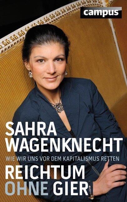 Reichtum ohne Gier - Sahra Wagenknecht