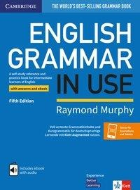 English Grammar in Use. Book with answers and interactive ebook. Fifth Edition -