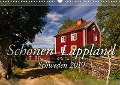 Schweden - Von Schonen nach Lappland (Wandkalender 2019 DIN A3 quer) - Bernd Schiedl