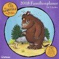 Der Grüffelo Familienplaner 2018 - Julia Donaldson