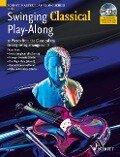 Swinging Classical Play-Along. Violine; Klavier ad lib. -