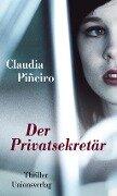 Der Privatsekretär - Claudia Piñeiro