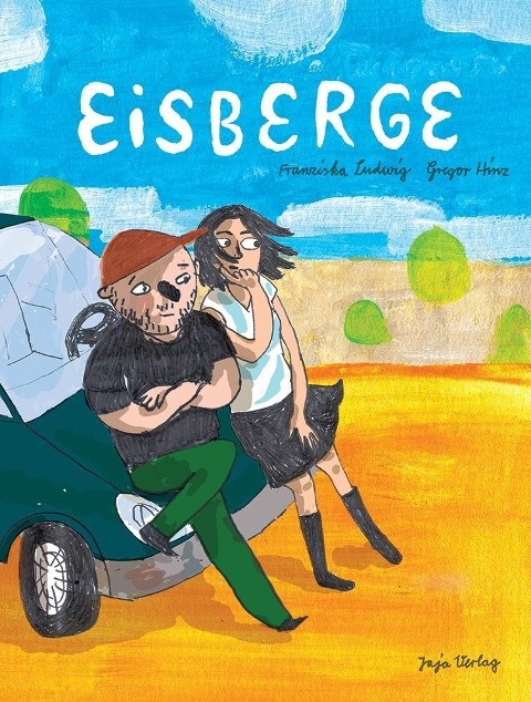 Eisberge - Gregor Hinz, Franziska Ludwig
