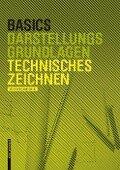 Basics Technisches Zeichnen - Bert Bielefeld, Isabella Skiba