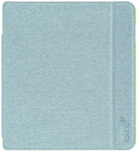 tolino vision 5 - Tasche Slim Blau/Gelb -