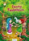 Fanny Funkelstein - Vorleseabenteuer aus dem Elfenwald - Ruth Rahlff