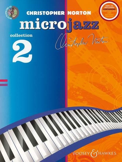 The Microjazz Collection 2 (Neuausgabe). Klavier. Ausgabe mit CD. - Christopher Norton