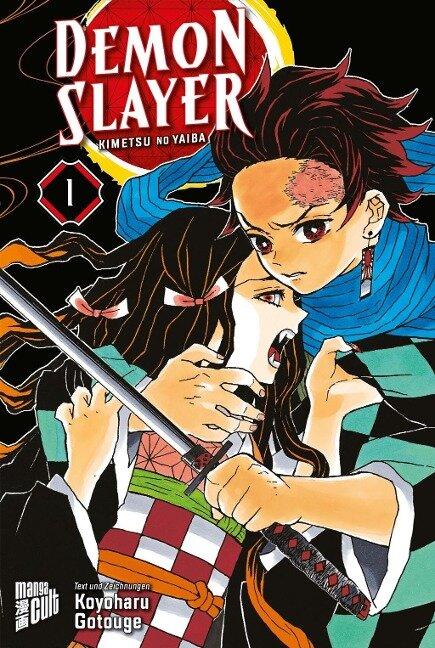 Demon Slayer 1 - Koyoharu Gotouge